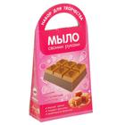 """Мыло своими руками """"Бельгийский шоколад"""" - Фото 1"""