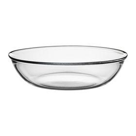 Тарелка ОППЕН, прозрачное стекло