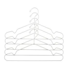 Плечики СТАЙЛИГ, 5 шт, цвет белый