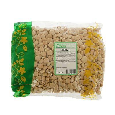 Семена Люпин белый, 0,5 кг - Фото 1