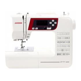 Швейная машина Janome 603 DC, 60 операций, автомат, бело-красная
