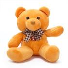 """Мягкая игрушка """"Медведь с бантом и сердцем на груди"""", 18 см, МИКС"""
