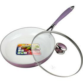 Сковорода 24 см с крышкой
