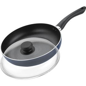 Сковорода 28 см с крышкой
