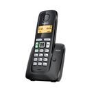 Радиотелефон Dect Gigaset A220 чёрный, АОН