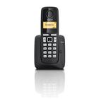 Радиотелефон Gigaset Dect A220A, автоответчик, АОН, чёрный
