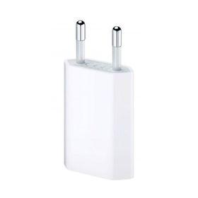 Сетевое зарядное устройство Apple (MD813ZM/A), белое