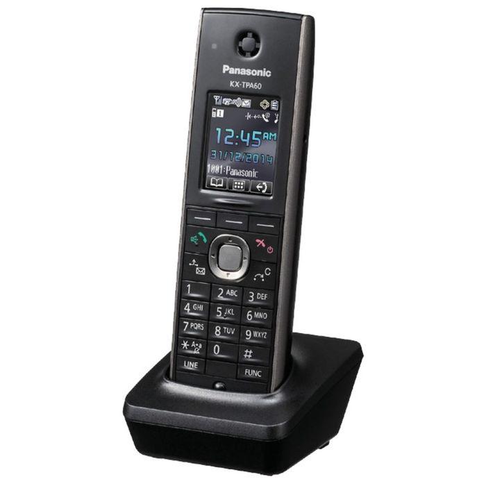 Трубка Panasonic KX-TPA60RUB чёрный