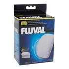 Губка тонкой очистки для фильтров FLUVAL 104/105, 204/205, 3 шт.