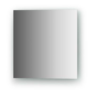 Зеркальная плитка со шлифованной кромкой квадрат 30 х 30 см, серебро Evoform