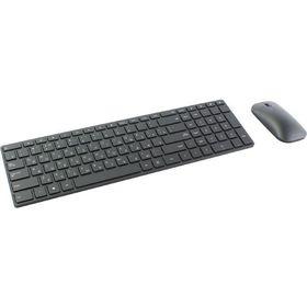 Комплект клавиатура и мышь Microsoft Designer 7N9-00018,bluetooth,мембранный,1000dpi,черный Ош