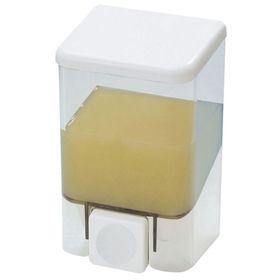 Дозатор для мыла Bravo 1000 мл, цвет прозрачный Ош
