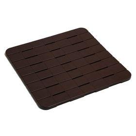 Поддон для душевой кабины Duck, цвет коричневый Ош