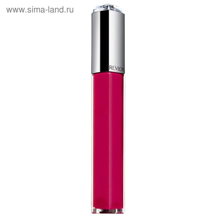 Помада-блеск для губ Revlon Ultra hd lip lacquer, тон Garnet 500