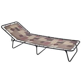 Кровать раскладная 195х65х26 см Ош