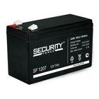 Аккумуляторная батарея Security Force SF 1207, 12 В, 7 А/ч