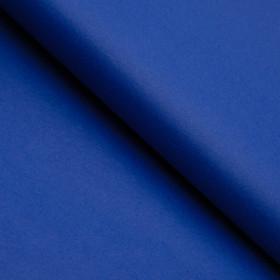 Бумага цветная, Тишью (шёлковая), 510 х 760 мм, Sadipal, 1 лист, 17 г/м2, тёмно-синий