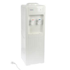 Кулер для воды LESOTO 16 LK white, только нагрев, 550 Вт, белый Ош
