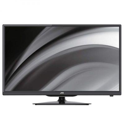 "Телевизор JVC LT-32M550, 32"", 1366x768, DVB-T2, 2xHDMI, 2xUSB, SmartTV, чёрный"