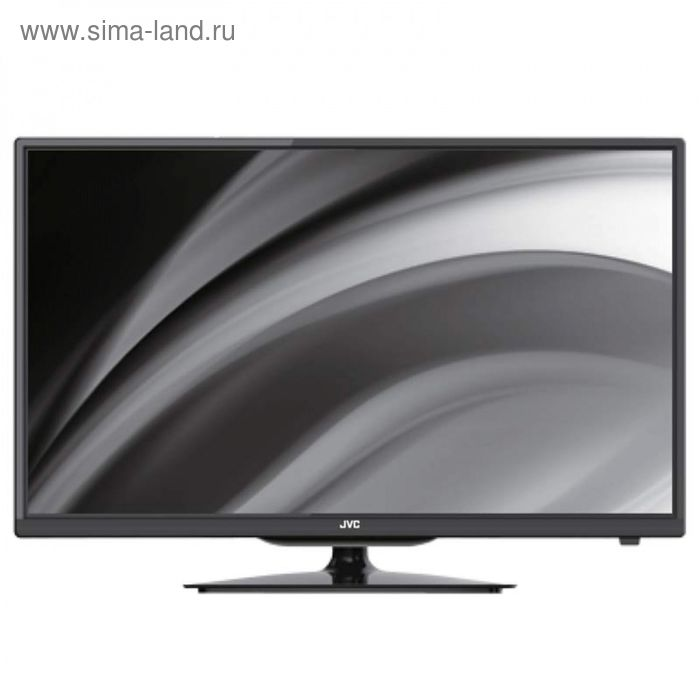 "Телевизор JVC LT-32M550, 32"", 1366x768, Smart TVxDVB-T2, 2xHDMI, 2xUSB, черный"