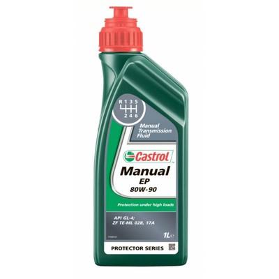 Трансмиссионное масло Castrol Manual EP 80W-90 n, 1л