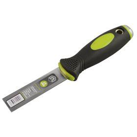 Шпатель малярный ARMERO, 25 мм, нержавеющая сталь, двухкомпонентная ручка, молоток