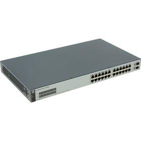 Коммутатор HPE 1820-24G J9980A управляемый 19U 24x10/100/1000BASE-T Ош