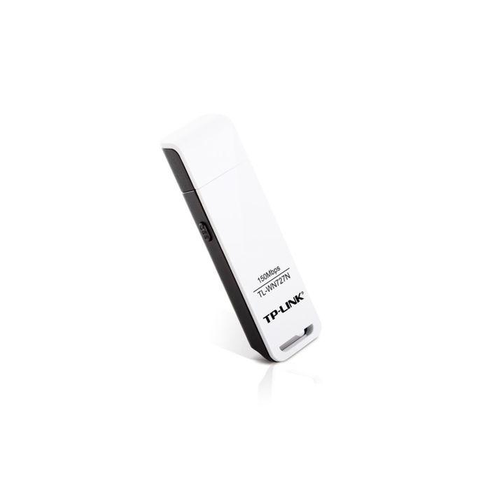 Сетевой адаптер WiFi TP-Link TL-WN727N