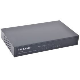 Коммутатор TP-Link TL-SF1008P неуправляемый настольный 8x10/100BASE-TX Ош