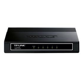 Коммутатор TP-Link TL-SG1005D неуправляемый настольный 5x10/100/1000BASE-T