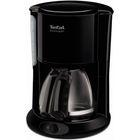 Кофеварка Tefal CM 261838, капельная, 1000 Вт, 1.25 л, чёрная