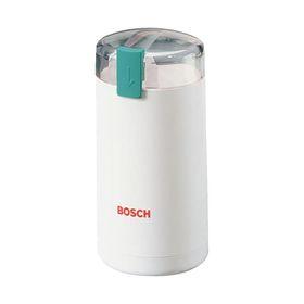 Кофемолка Bosch MKM 6000, электрическая, 180 Вт, 75 г, серебристо-чёрная