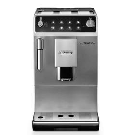 Кофемашина DeLonghi Autentica ETAM 29.510.SB, автоматическая, 1450 Вт, 1.4 л, серебристая Ош