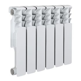 Радиатор Tropic 350x80 мм биметаллический, 6 секций