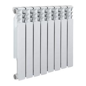 Радиатор Tropic 500x80 мм биметаллический, 8 секций