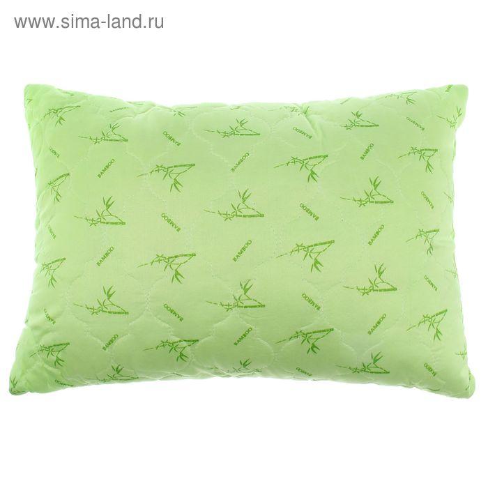 Подушка Адамас Сонечка Бамбук 50х70 см, бамбуковое волокно, п/э