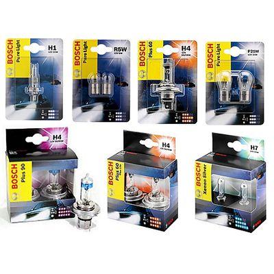 Лампа автомобильная BOSCH 1987302510 TRUCKLIGHT R5W 24V 5W 1987302510