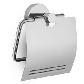 Держатель туалетной бумаги Lazio, с крышкой