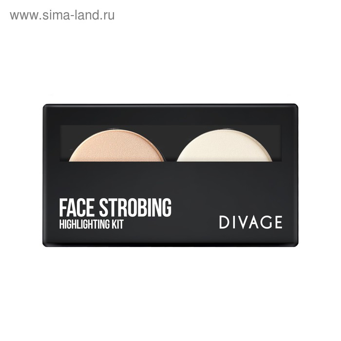 Палетка Divage Face Strobing