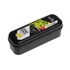 Губка для приборной панели Супер Блеск Sapfire с ароматом лимона Ош