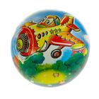 Мяч детский «Самолётик», d=22 см, 60 г