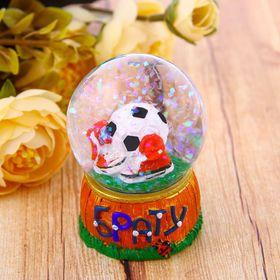 Сувенир снежный шар «Брату», 4,5 см Ош