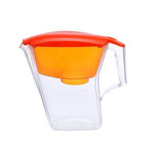 """Фильтр-кувшин 2,8 л """"Аквафор-Арт"""", цвет оранжевый"""