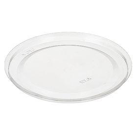 Крышка к контейнеру СКС-К, круглая, цвет прозрачный, размер 15 х 15 х 0,7 см