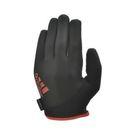 Перчатки для фитнеса (с пальцами) Adidas Essential черно/красные размер S