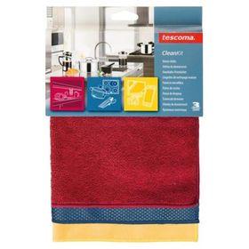 Кухонные полотенца Tescoma Clean kit, набор из 3 шт.