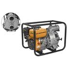 Мотопомпа Carver CGP 5580 D, для грязной воды, 4-х такт., 5.2кВт/7 л.с., вх/вых.-3''/80мм