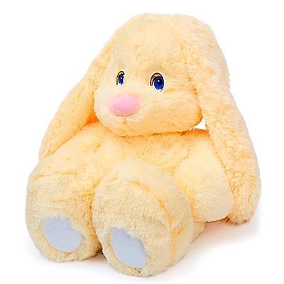 Мягкая игрушка «Заяц Лютик» цвета МИКС