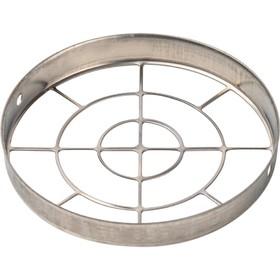 Элемент дымохода STOUT SCA-0080-010003, решетка для воздухоподводящей трубы, DN80 Ош