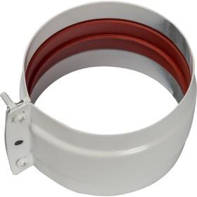 Элемент дымохода STOUT SCA-0080-020136, адаптер соединительный внешний для труб, DN80 Ош